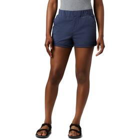 Columbia Firwood Camp II Shorts Dames, blauw